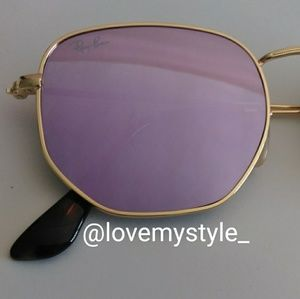 4dddab16d37d Ray-Ban Accessories - 💜SALE⬇️💲120🆕💯Authentic Ray Ban Hexagonal